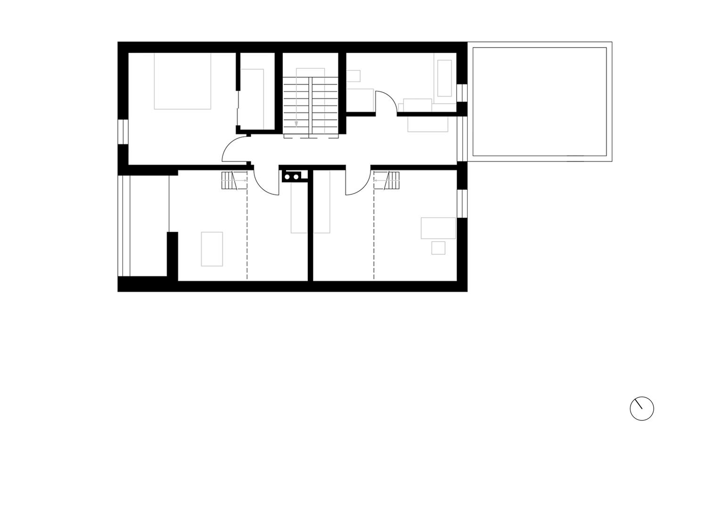 Wohnhaus W, Karlsruhe-Neureut