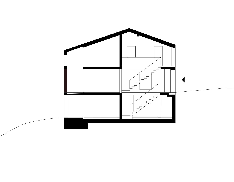 Wohnhaus K, Weisenbach