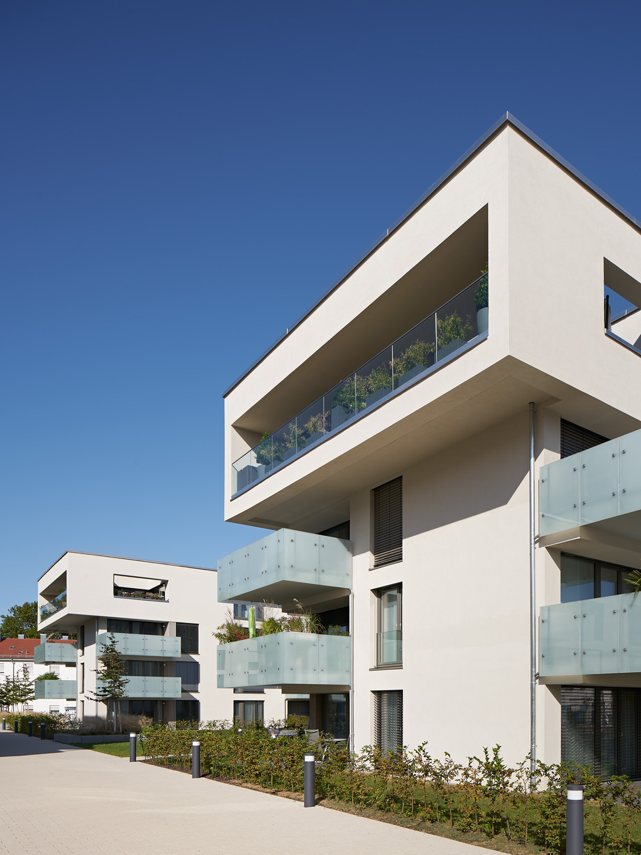 Murg- Carree, Rastatt 1. Bauabschnitt Häuser A- D