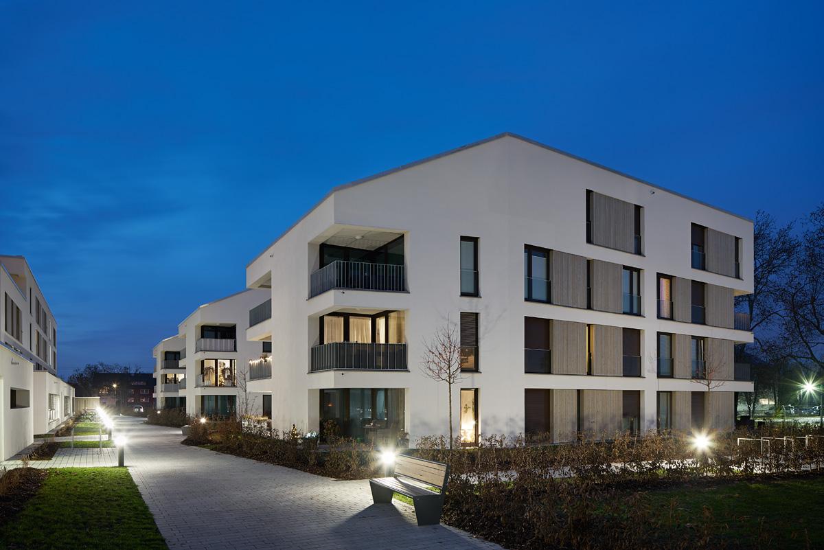 Wohnpark Egon-Eiermann-Allee Karlsruhe- Knielingen