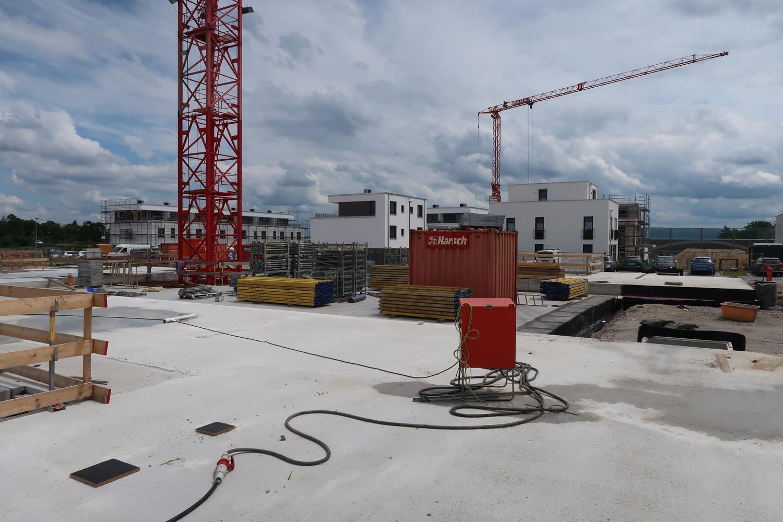 Neue Stadtmitte Rheinstetten Baufeld B2.3