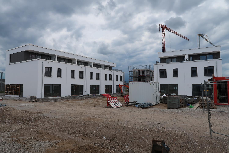 Neue Stadtmitte Rheinstetten Baufeld B3