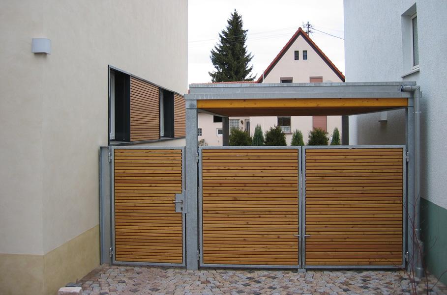 Wohnhaus W Neupotz/ Pfalz