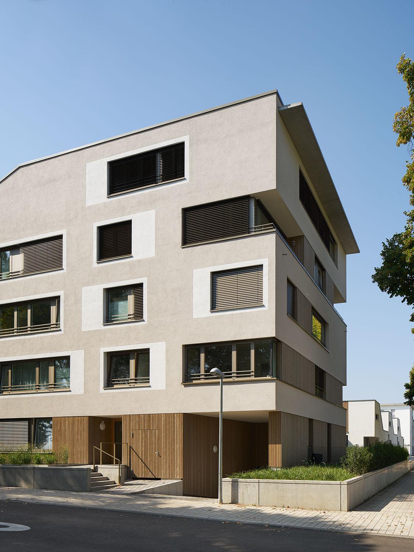 Baugruppe On Top, Ludwigsburg