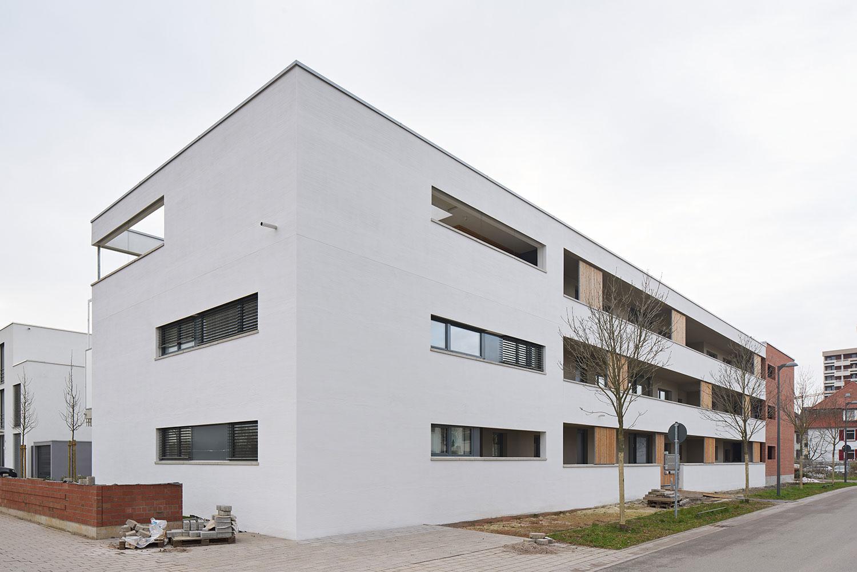 Baugruppe Onkel Pö, Landau