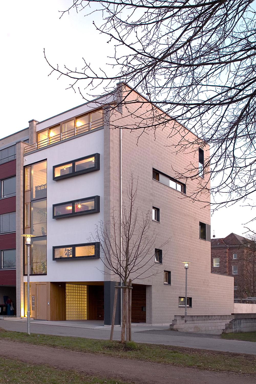 Stadthäuser b44 Dragonerkaserne, Karlsruhe
