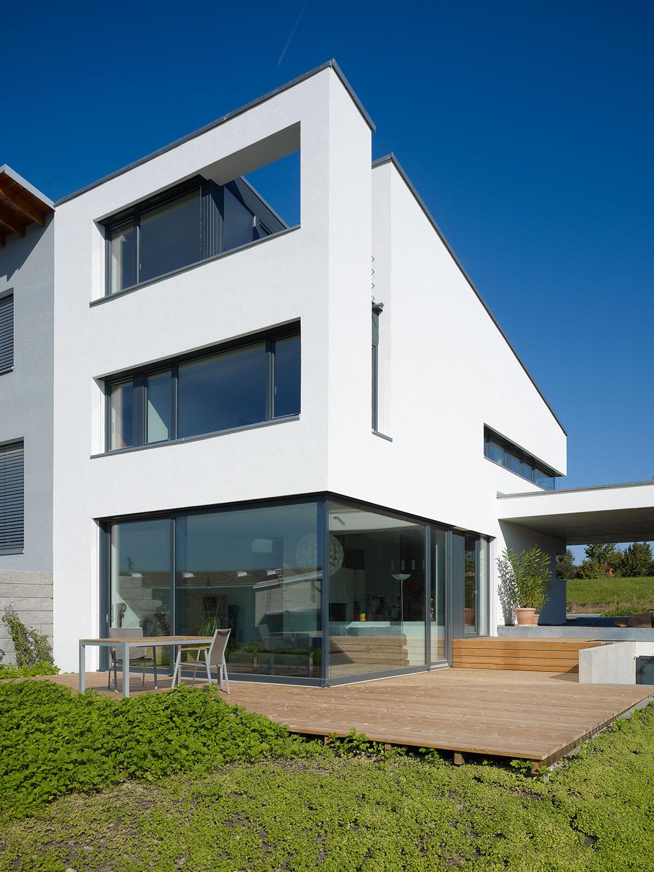 Wohnhaus Wo, KA-Hohenwettersbach