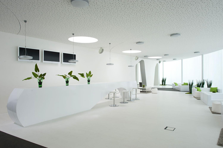 ICF Eventhall, Karlsruhe