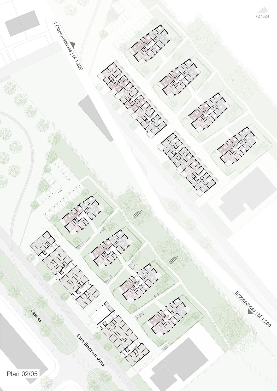 Wohnpark Egon-Eiermann-Allee Knielingen
